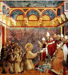 Paus Honorius III Mengesahkan Anggaran Dasar
