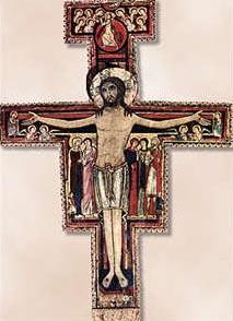 Salib San Damiano
