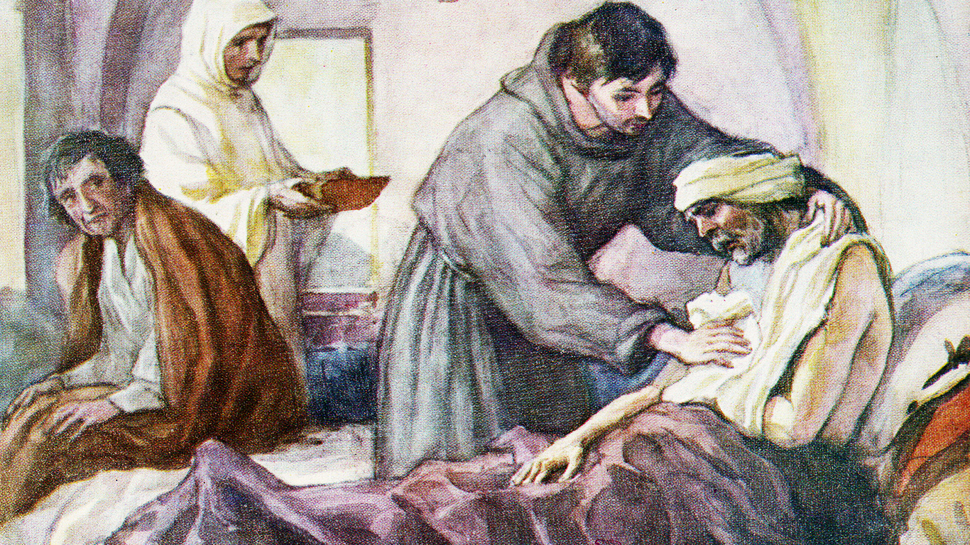 Di Rumah Sakit Penderita Kusta