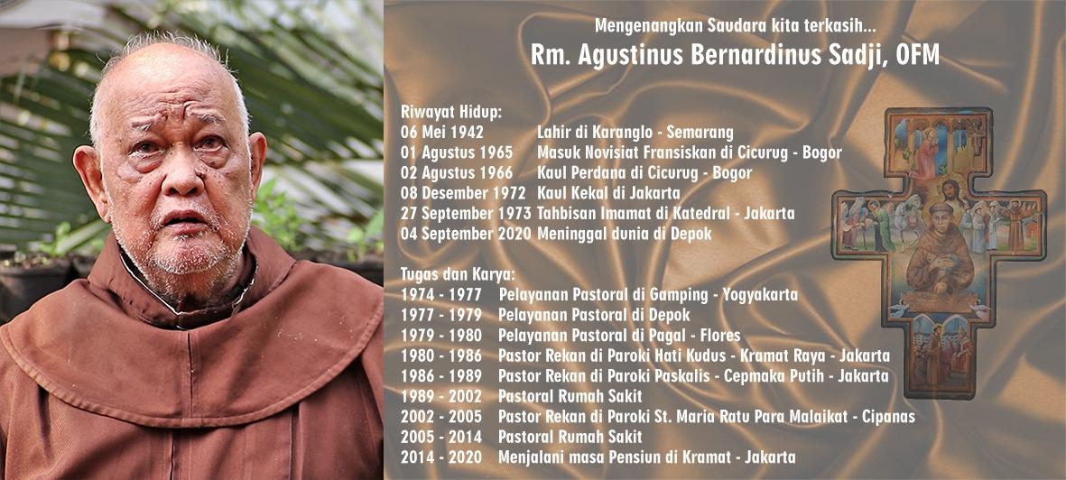Rm Bernardinus Sadji OFM