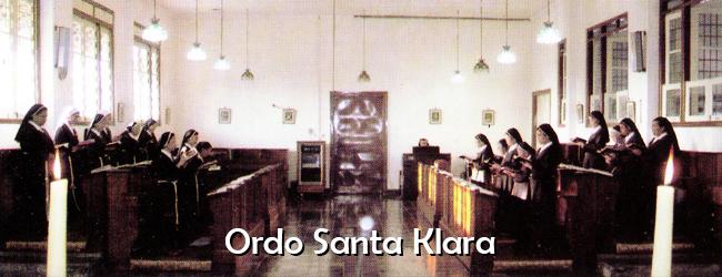 Ordo Santa Klara